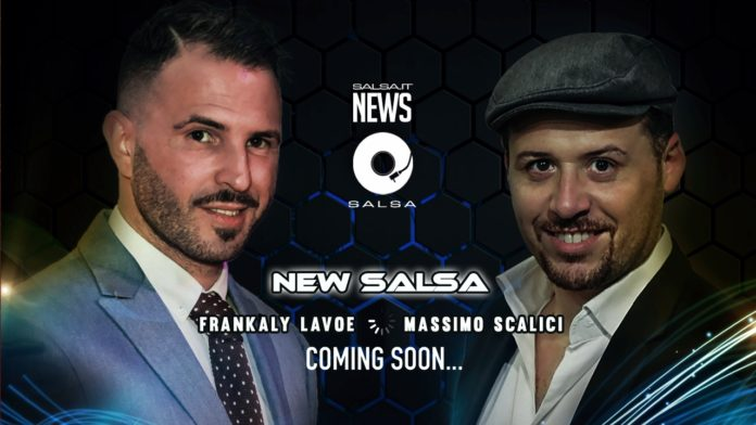 Frankaly Lavoe - Massimo Scalici - New Salsa 2019 Coming soon