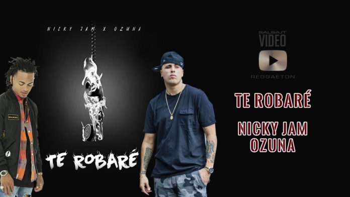 Nicky Jam, Ozuna - Te Robare (2019 reggaeton official video)