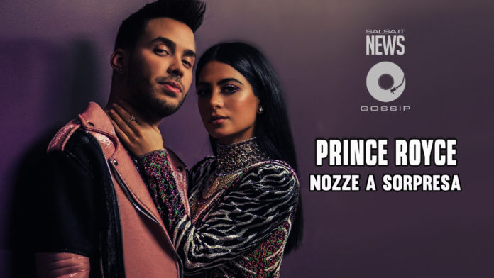 Prince Royce - Nozze a Sorpresa (2019 Latin News)