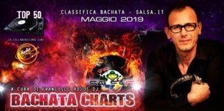 Bachata Charts - Maggio 2019 (Classifica Top 50)