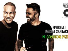 Daniel Santacruz, Ephrem J - Mi Cancion Perdida (2019 Bachata official video)