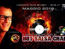 Hot Salsa Charts - Maggio 2019