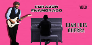 Juan Luis Guerra - Corazon Enamorado (2019 Bachata lyric-video)