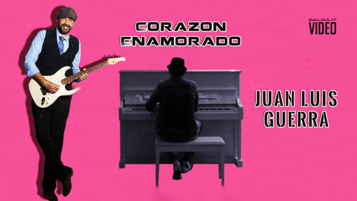 Juan Luis Guerra - Corazon Enamorado (2019 Bachata lyric-video)