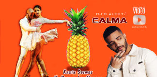 Kewin Cosmos , Ataca & La Alemana - Calma (2019 bachata Version official video)