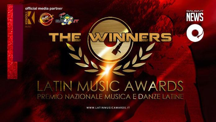 LATIN MUSIC AWARDS - I VINCITORI DELLA TERZA EDIZIONE