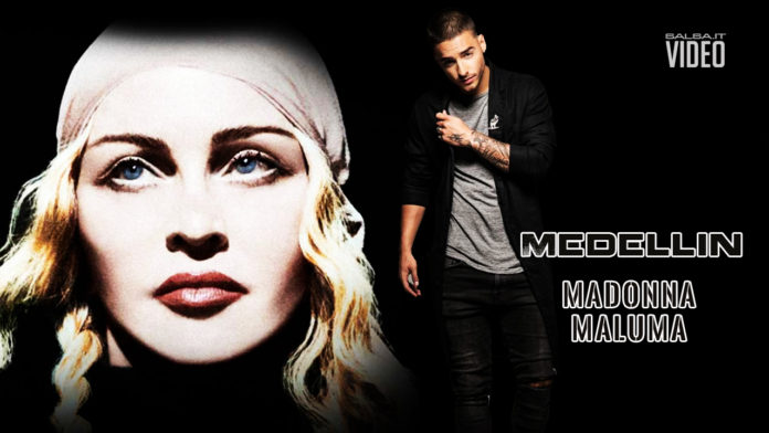 Madonna, Maluma - Medellin (2019 official video)