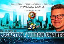 Reggaeton Urban Charts - Maggio 2019 (Top 30)