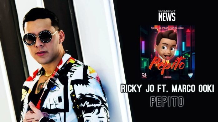 Ricky Jo feat. Marco Ooki - Pepito (2019 Latin urban official video)