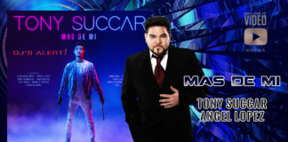 Tony Succar feat. Angel Lopez - Mas De Mi (2019 Salsa official video)
