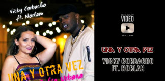 Vicky Corbacho, Norlam - Una Y Otra Vez (2019 Salsa official video)