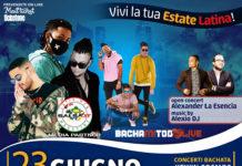 Concerto - BachaMiTodo Live 2019 (Milano Latin Festival)