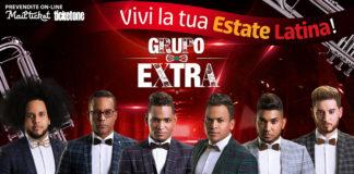Concerto - Grupo Extra 2019 (Milano Latin Festival)