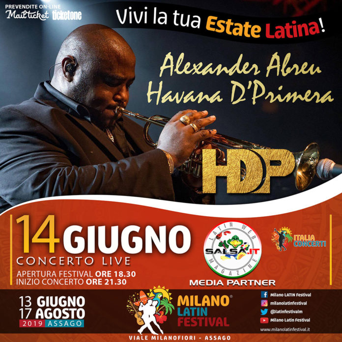Concerto - Havana D'Primera 2019 (Milano Latin Festival)