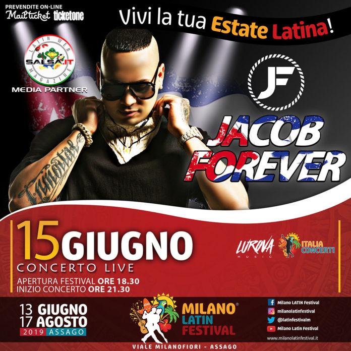 Concerto - Jacob Forever 2019 (Milano Latin Festival)