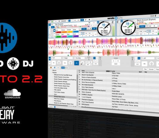 Salsa.it DeeJay - Serato DJ Pro 2.2 (Day Mode)