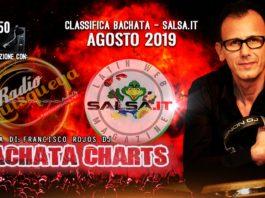Hot Bachata Charts - Agosto 2019