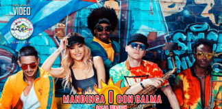 Mandinga - Con Calma (Salsa Version) (2019 Salsa official video)