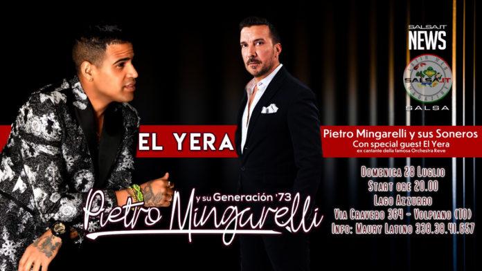 Pietro Mingarelli y su Generacion 73 - El Yera (Live)