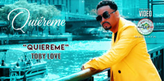 Toby Love - Toby Love (2019 bachata official video)