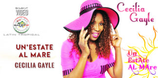 Un'Estate Al Mare -Cecilia Gayle (2019 Latin pop official video)