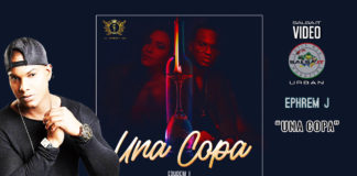 Ephrem J - Una Copa (2019 Bachata official video)