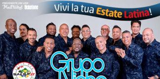 Grupo Niche 2019 (Milano Latin Festival)