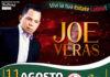 Joe Veras 2019 (Milano Latin Festival)