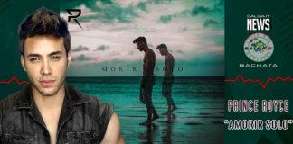 Prince Royce - Morir Solo (2019 Bachata Official video)
