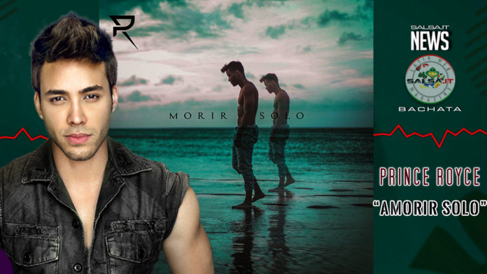 Prince Royce - Morir Solo (2019 Bachata Official video)