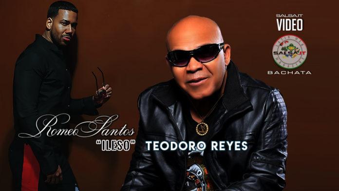 Romeo Santos, Teodoro Reyes - Ileso (2019 Bachata official video)