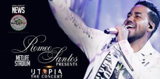 Romeo Santos Live Met Life Stadium di New Jersey