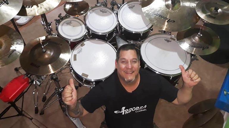 Leonardo Angel (ex Panda del Puerto) - Class di Percussioni