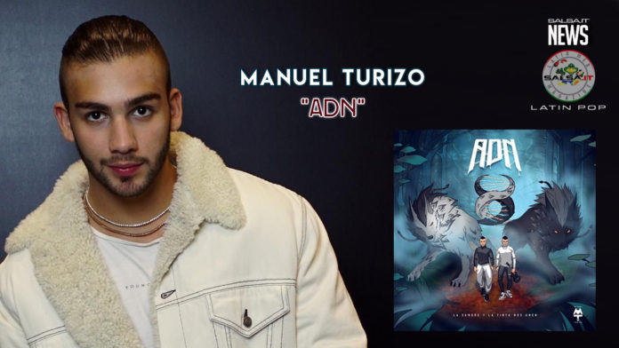 Manuel Turizo - ADN (DNA) (2019 News Latin Pop)