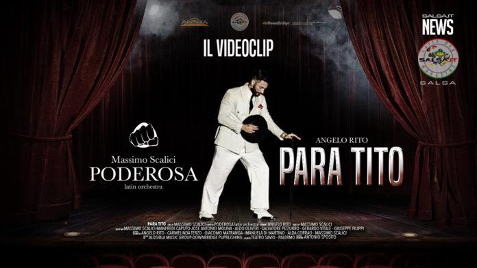 Massimo Scalici e la Poderosa presentano - Angelo Rito in - Para Tito