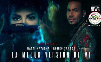Natti Natasha, Romeo Santos - La Mejor Version de Mi (2019 Bachata official video)