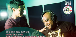 Tony Succar feat. Cimafunk & Alexander Abreu - El Tren Del Sabor ((2019 Salsa official video)