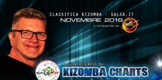 Kizomba Charts - Novembre 2019
