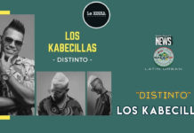 Los Kabecillas - Distinto (2019 News Latin Urban)