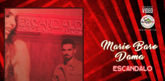 Mario Baro ft. Dama - Escandalo (2019 Bachata official video)