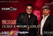 Massimo Scalici e Oliver - Dejame (2019 Salsa.it Compilation)