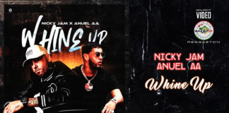 Nicky Jam, Anuel AA - Whine Up (2019 Reggaeton official video)
