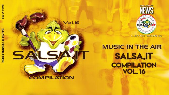 Salsa.it Compilation Vol.16 (2019 News - Comunicato Stampa)