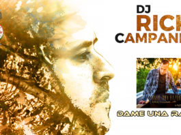 Dj Ricky Campanelli - Dame Una Razon (2019 Salsa official video)