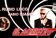 Fabio Gianni & El Rubio Loco - El Agente (2019 Salsa official video)