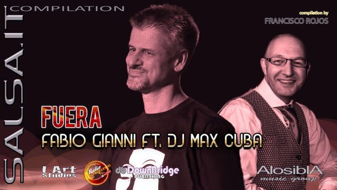 Fabio Gianni ft. DJ Max Cuba (2019 salsa.it Compilation vol.16)