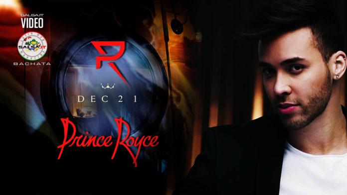 Prince Royce - 21 Dec (2019 Bachata Official Video)