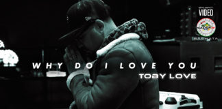 Toby Love - Why Do I Love You (Bachata Version) (2019 Bachata official video)