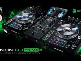 DENON DJ - Prime 2 DJ Standalone system (2020 DJ NEWS)
