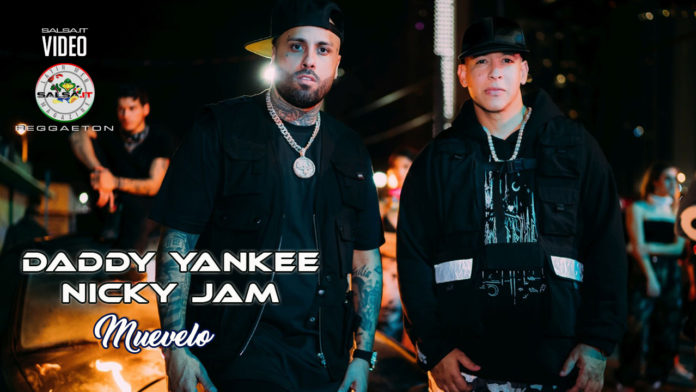 Daddy Yankee y Nicky Jam - Muevelo (2020 Reggaeton Official Video)